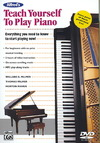 Teach Yourself to Play Piano (Region 1 DVD)