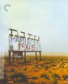 Criterion Collection: Paris Texas (Region A Blu-ray)