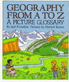 Geography from A to Z - Jack Knowlton (Paperback)