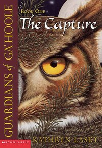 The Capture - Kathryn Lasky (Paperback) - Cover
