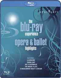 Various Artists - The Blu-Ray Experience Sampler (Blu-ray) - Cover