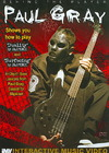 Paul Gray - Behind the Player: Bass Guitar Edition 3 (Region 1 DVD)