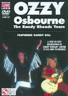 Danny Gill - Ozzy Osbourne the Randy Rhoads Years (Region 1 DVD)