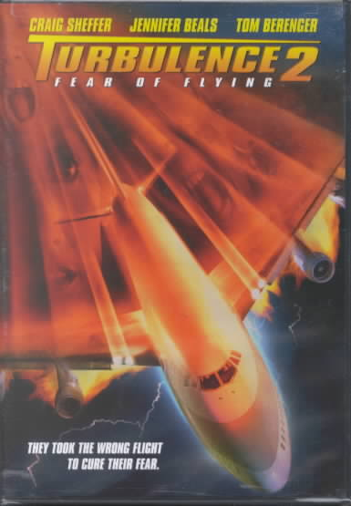 Turbulence 2: Fear of Flying (Region 1 DVD)
