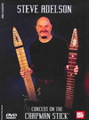 Steve Adelson - Concert On the Chapman Stick (Region 1 DVD)