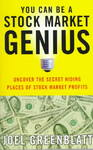 You Can Be a Stock Market Genius - Joel Greenblatt (Paperback)
