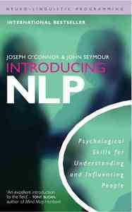 Introducing NLP - Joseph O'Connor (Paperback) - Cover