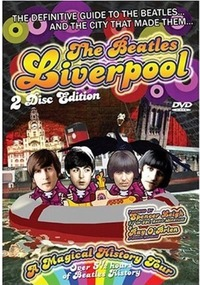 Beatles Liverpool (Region 1 DVD) - Cover