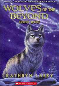 Frost Wolf - Kathryn Lasky (Paperback) - Cover
