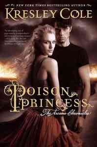 Poison Princess - Kresley Cole (Hardcover) - Cover