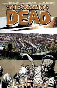 The Walking Dead 16 - Robert Kirkman (Paperback) - Cover