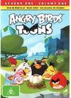 Angry Birds Toons Season 1 Vol 1 (DVD) Cover