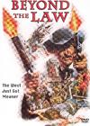 Beyond The Law (DVD) Cover