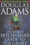 The Ultimate Hitchhiker's Guide to the Galaxy - Douglas Adams (Paperback)