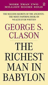 Richest Man In Babylon - George S. Clason (Paperback) - Cover