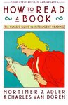 How to Read a Book - Charles Van Doren (Paperback)