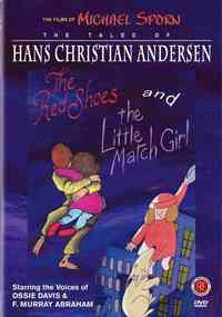 Red Shoes & Little Match Girl (Region 1 DVD) - Cover
