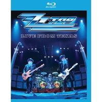 ZZ Top - Live From Texas (Region A Blu-ray)