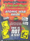 Atomic War & This Is Not a Test (Region 1 DVD)