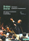 Brahms / Dvorak / Shaham / Bpo / Abbado - Violin Concerto / Symphony No 9 From the New World (Region 1 DVD)