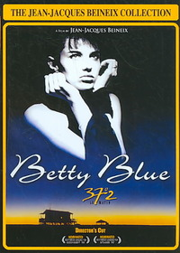 Jean-Jacques Beineix Collection: Betty Blue (Region 1 DVD) - Cover