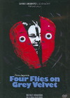 Dario Argento's Four Flies On Grey Velvet (Region 1 DVD)