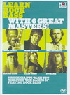Learn Rock Bass With 6 Great Masters (Region 1 DVD)