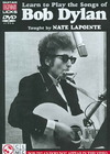 Nate Lapointe - Learn to Play the Songs of Bob Dylan (Region 1 DVD)