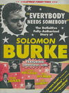 Solomon Burke - Everybody Needs Somebody (Region 1 DVD)