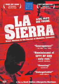 Sierra (2005) (Region 1 DVD) - Cover