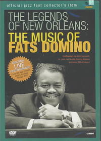 Fats Domino - Legends of New Orleans: the Music of Fats Domnino (Region 1 DVD) - Cover