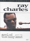 Ray Charles - Soul of the Holy Land: August 1973 (Region 1 DVD)