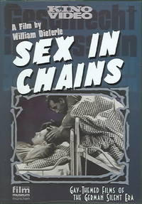 Sex In Chains (1928) (Region 1 DVD) - Cover