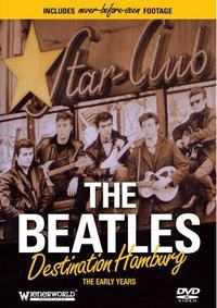 Beatles - Destination Hamburg (Region 1 DVD) - Cover