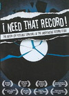 I Need That Record: Death or Possible Survival (Region 1 DVD)