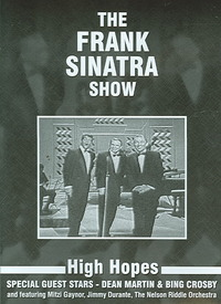 Frank Sinatra - Frank Sinatra Show - with Bing Crosby and Dean Martin (Region 1 DVD) - Cover