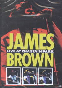 James Brown - Live At Chastain Park (Region 1 DVD) - Cover