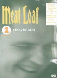 Meat Loaf - Vh1 Storytellers (Region 1 DVD) - Cover