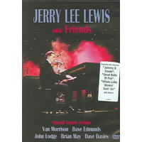 Jerry Lee Lewis - Jerry Lee Lewis & Friends (Region 1 DVD)