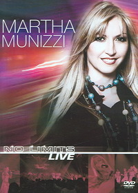 Martha Munizzi - No Limits (Region 1 DVD) - Cover