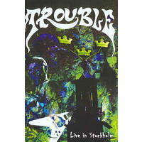 Trouble - Live In Stockholm (Region 1 DVD)