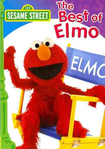 Sesame Street - Best of Elmo (Region 1 DVD)