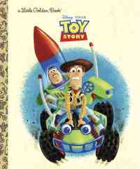 Toy Story - Disney (Hardcover) - Cover