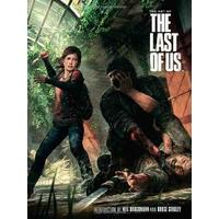 The Art of the Last of Us - Naughty Dog Studios (Hardcover)