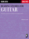 Reading Studies for Guitar - William Leavitt (Paperback)