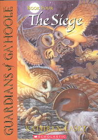 The Siege - Kathryn Lasky (Paperback) - Cover