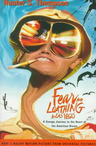 Fear and Loathing in Las Vegas - Hunter S. Thompson (Paperback) - Cover