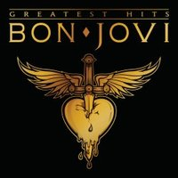 Bon Jovi - Greatest Hits: The Ultimate Collection (CD) - Cover