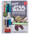 Draw Star Wars - Klutz (Paperback) Cover