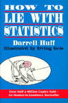 How to Lie With Statistics - Darrell Huff (Paperback)